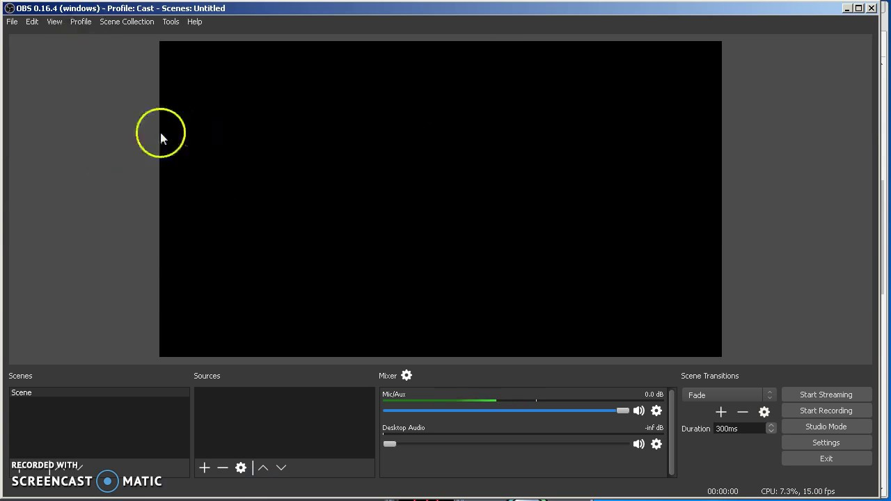 Open Broadcaster Software | OBS