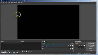 Best Bitrate Setting Free OBS 16.4 720p Streaming Settings Youtube  Open Broadcaster Software Setup