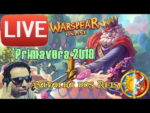 LIVE - WS (Primavera 2018) Farmando Masmorra Nível 28 (Zerando os Vigor Free)...