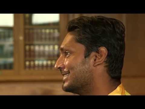 Kumar Sangakkara interview