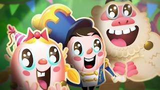 Candy Crush Saga - It's Party Time!