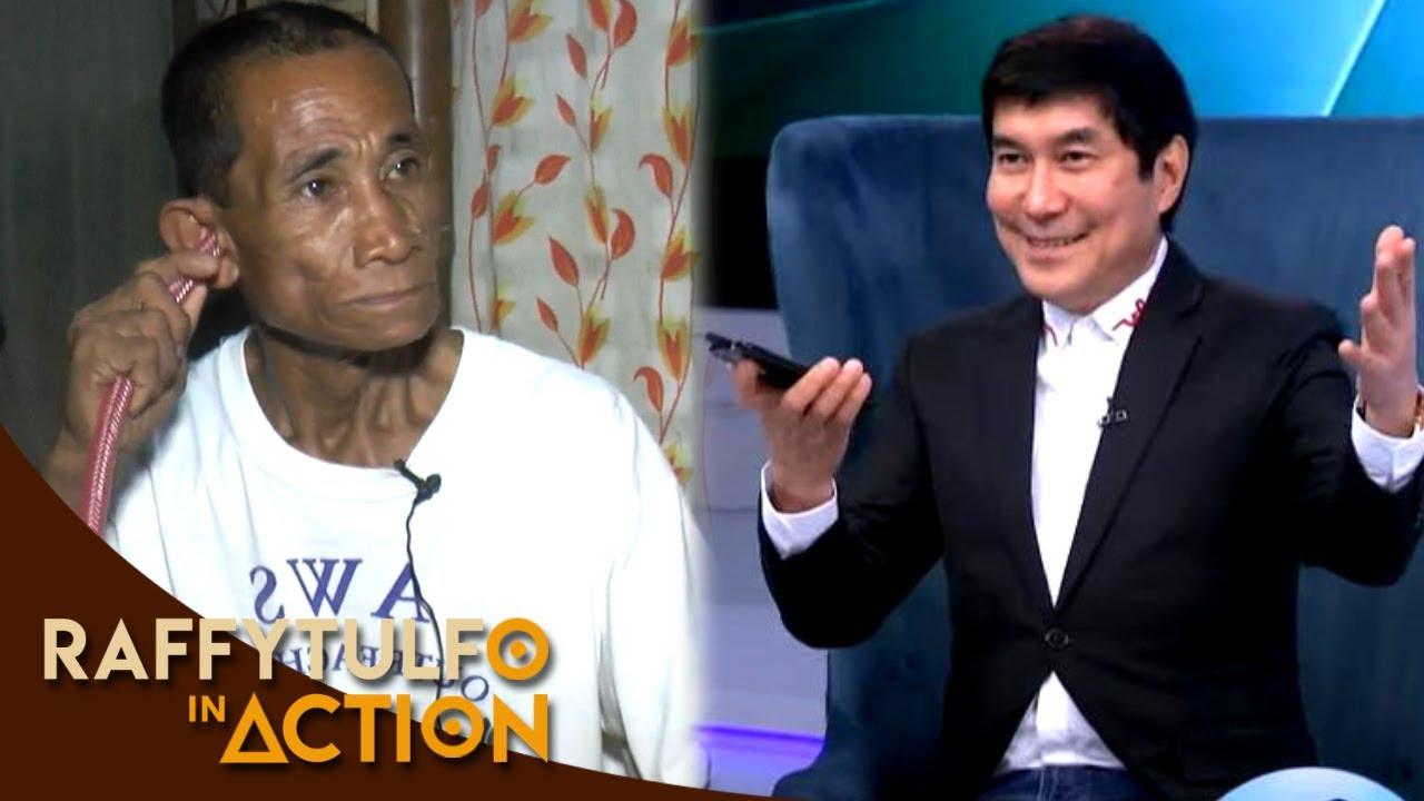 Download MAAAWA KAYO RITO. HOSE ANG GAMIT NI TATAY BILANG HEARING AID!