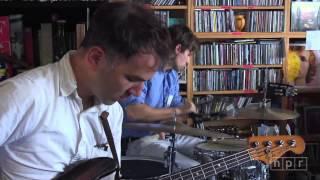 The Walkmen: NPR Music Tiny Desk Concert