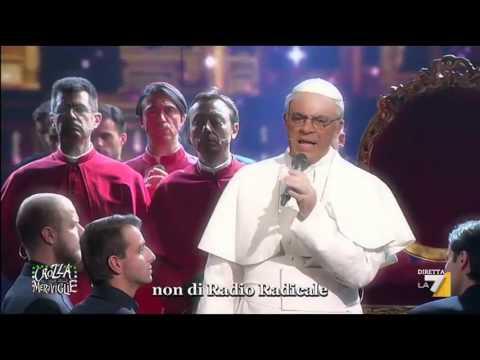 Papa Francesco e Elton John in 'I GAY IN THE CHURCH'