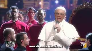 Papa Francesco e Elton John in