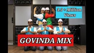 Video Govinda Mix (Bollywood Dance) download MP3, 3GP, MP4, WEBM, AVI, FLV Juli 2018