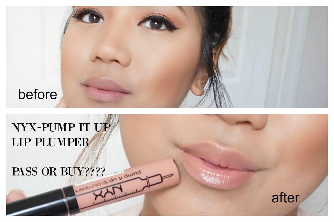 NYX Plump It Up Lip Plumper, Elizabeth