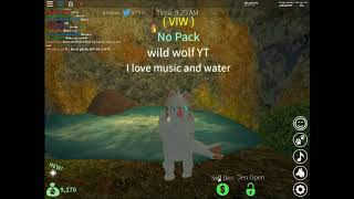roblox wolves life 3 music code VIW