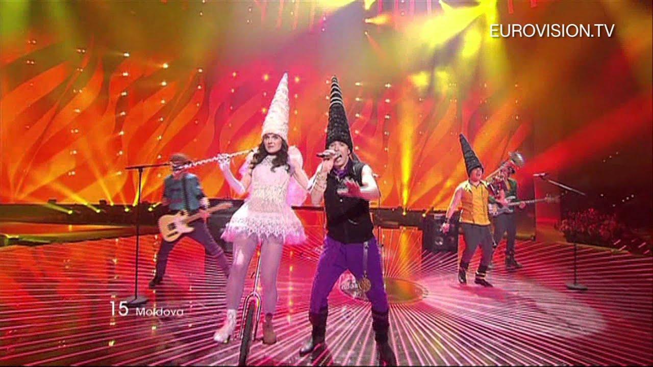 Eurovision Live: So Lucky (Moldova)