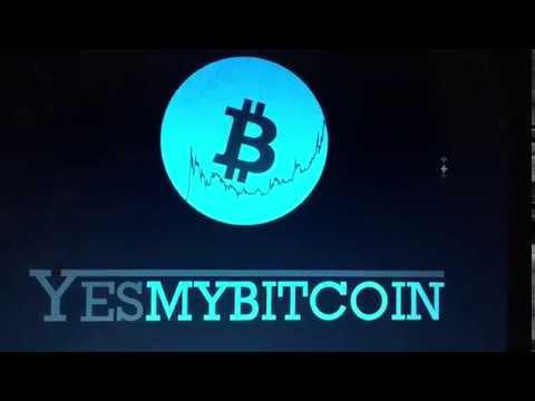 YESMYBITCOIN - CRYPTO TRADING PLATFORM ! + 300% The 1st Week !
