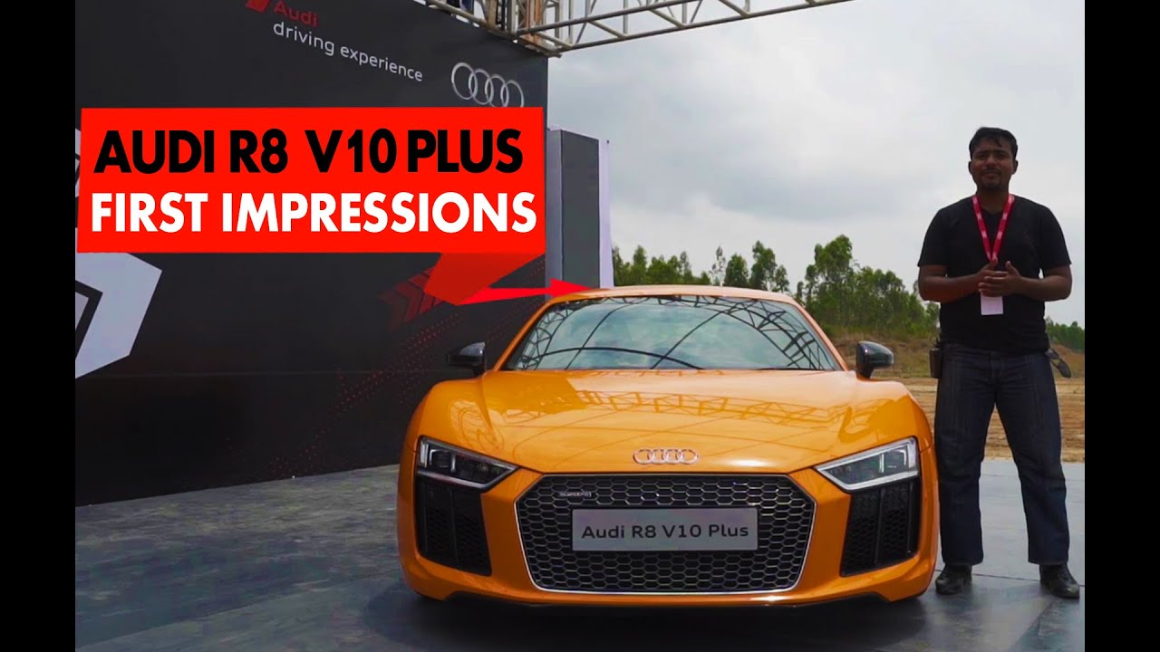 Audi R8 Price Images Review Specs