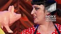 Speed Talking Pig - The Gong Show - Продолжительность: 72 секунды
