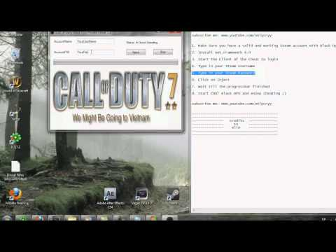 Call Of Duty Black Ops XInstanthook V1.8 FREE Aimbot