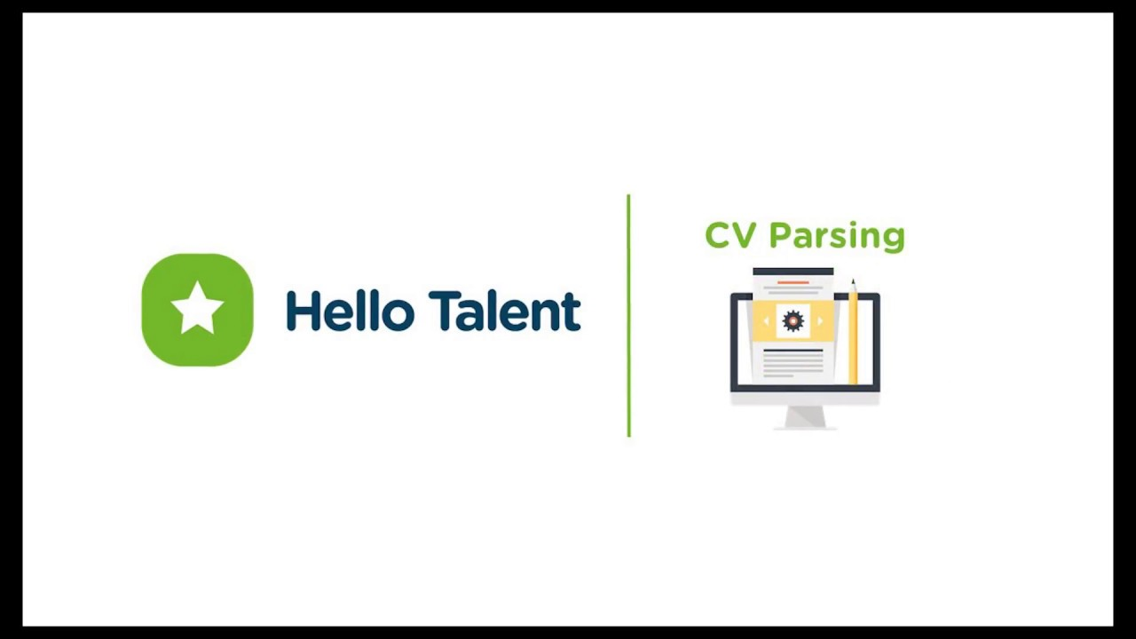 cv parsing in hello talent youtube