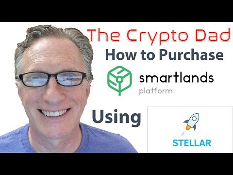 How to Purchase Smartlands Tokens on the Stellar Network