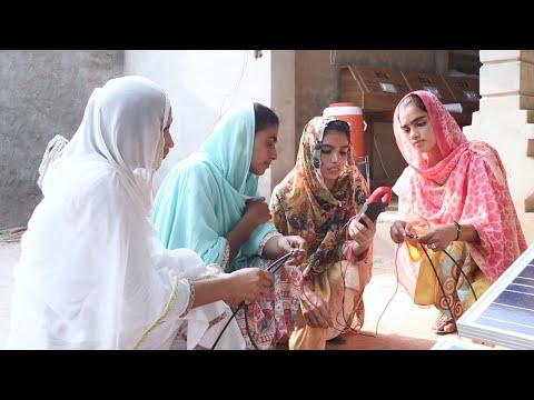 Solar Energy Training Brightens Up Employment Opportunities for Pakistan's Women