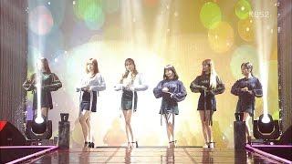 [1080p 60fps] 161222 T-ara TIAMO KBS Hope Concert