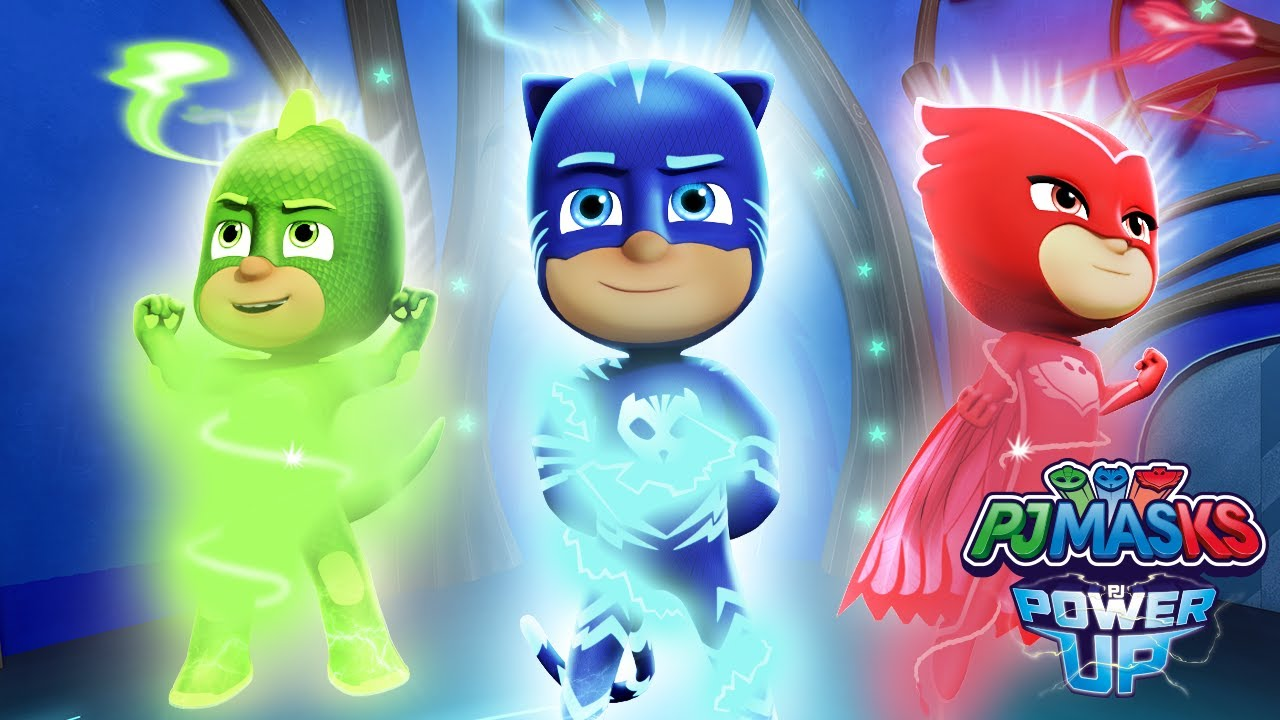Download PJ Masks Song 🎵 TIME TO BE A HERO 🎵 PJ Power Up Sing Along | PJ Masks Official