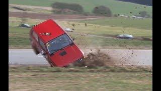 Best of Rallyeszene 2017   Action   Crash   Spins   Mistakes   [HD]
