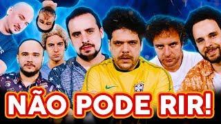 Baixar NÃO PODE RIR! com CHOQUE DE CULTURA(Rogerinho do Ingá, Julinho da Van e Maurílio dos Anjos)