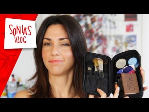 Travel Tips: How to Pack your Makeup