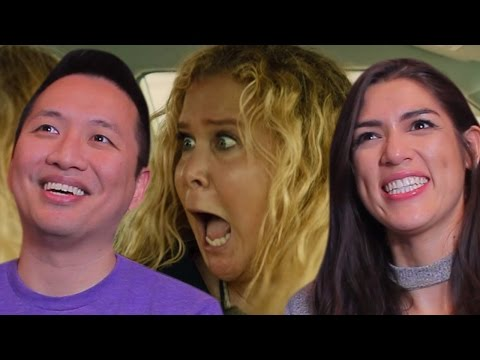 Thumbnail: Snatched Red Band Trailer Reaction