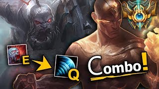 Challenger Lee sin + Sion COMBO! Ft. Cellybeary & Tilterella