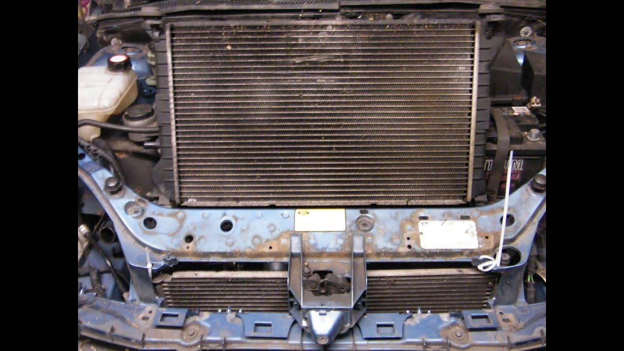 2001 Ford Taurus Radiator Hose Diagram Lifan 110 Cdi Wiring Focus Change (air Conditioning Model) - Youtube