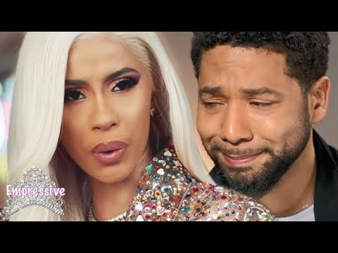 Cardi B calls out Jussie Smollett for lying  New Jussie Updates