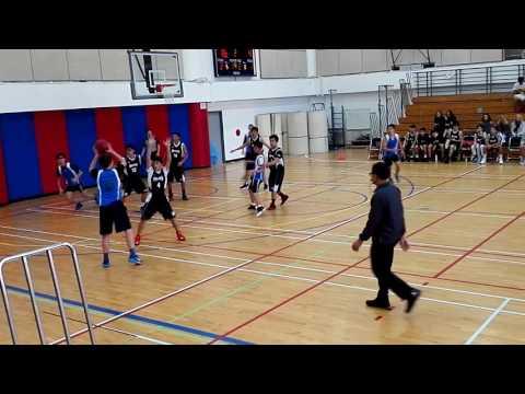 ISB JV vs ICS China Cup