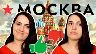 Москва глазами турчанки. Плюсы и минусы Москвы для иностранца
