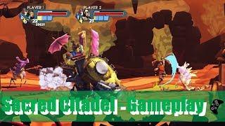 Sacred Citadel - Xbox 360/Retro