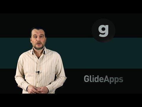 Как сделать мобильное приложение без навыков программирования с помощью GlideApps