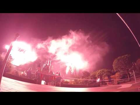 "[GoPro] 2015 Hong Kong Disneyland 10th Anniversary - ""Disney In The Stars"""