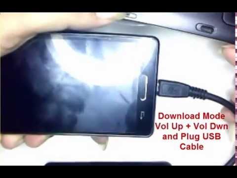 Flashing Lg Optimus L4 Ii E440 Youtube