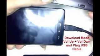 Flashing LG Optimus L4 II E440