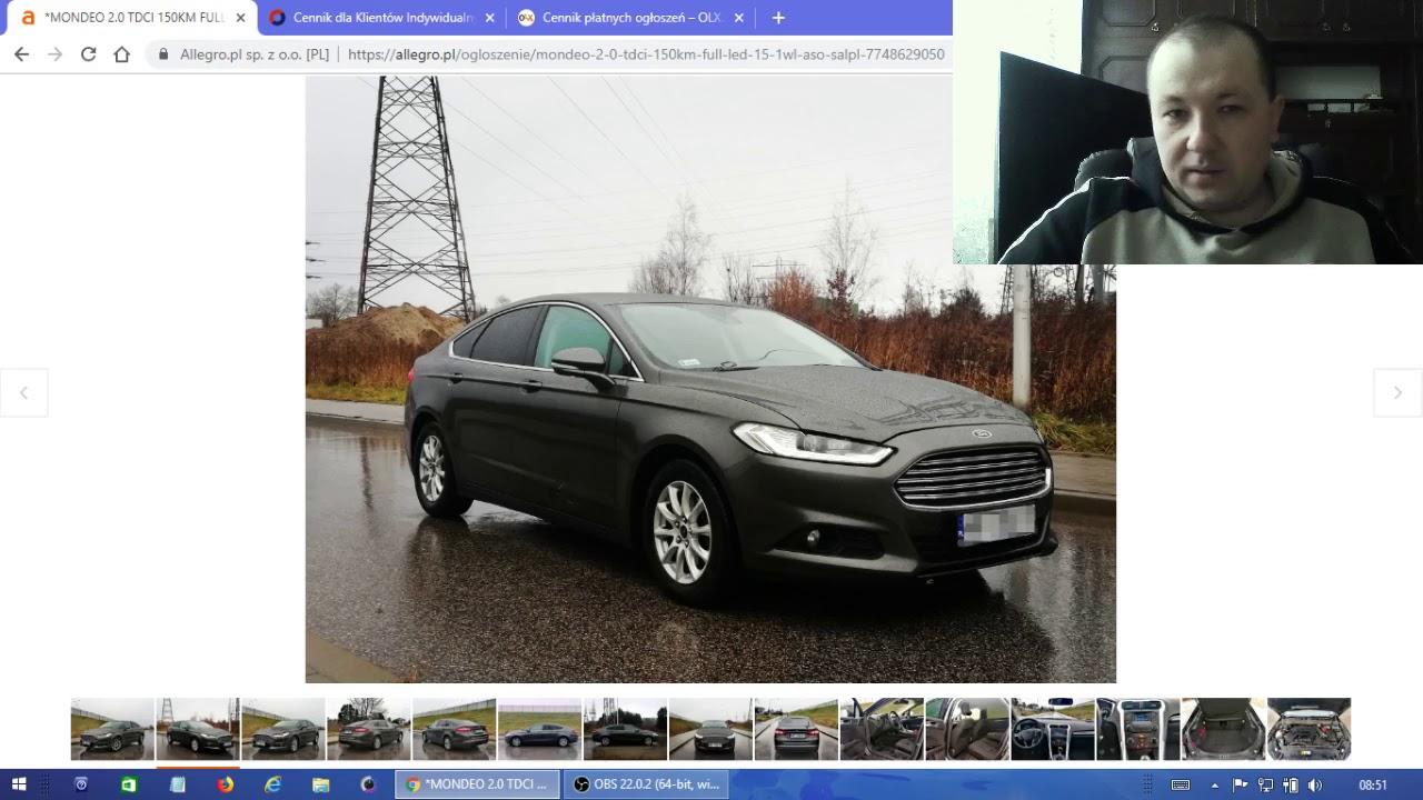 Gdzie Sprzedac Samochod Allegro Olx Otomoto Jak Sprzedac Samochod Autokrytyk Youtube