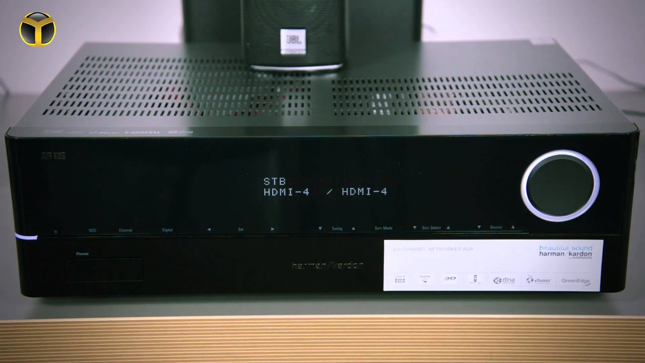 Harman Kardon AVR 151 ve JBL Cinema 510 İncelemesi