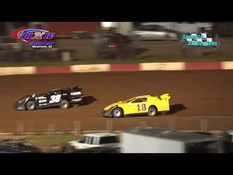 Dixie Speedway Crate Late Model Practice 03/07/2020