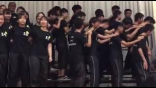 路德會西門英才中學15-16年度 班際音樂比賽 5C班 對面