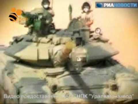 Xe tăng T-90S