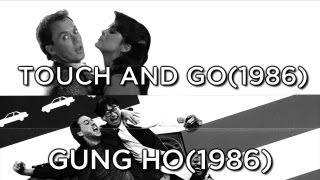Michael Keaton Month Day 5 - Gung Ho(1986) & Touch and Go(1986)