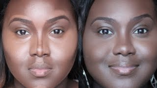How to Contour your nose like a Pro! Non-surgical Nose Job for Chubby, Rounder or Broad Noses Thumbnail
