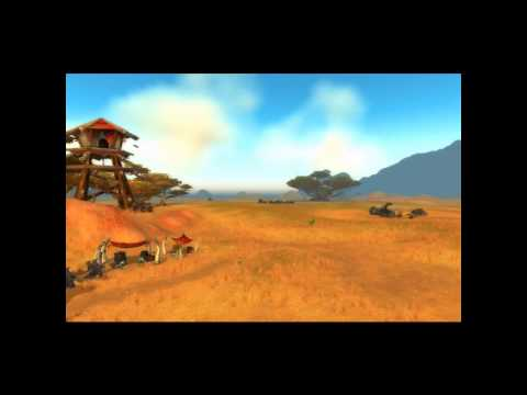 The Barrens   Original Wow Music