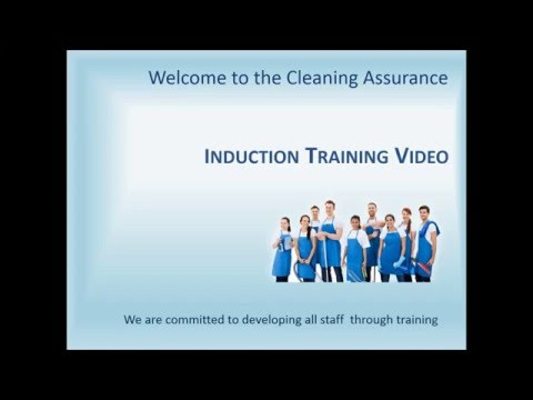 Staff Full Induction | Cleaning Assurance