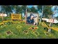 RUST ЗАМИНИРОВАЛ ВЕСЬ ЛЕС АК с Питона B16 Серия 292 РАСТ ВЫЖИВАНИЕ РЕЙД МИНЫ mp3