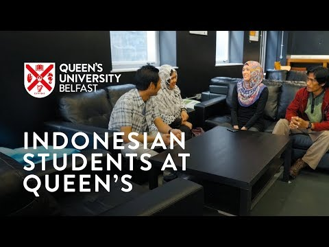My Experience – Indonesian Students At Queen's