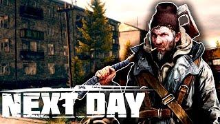 РУССКИЙ УБИЙЦА DAYZ! - ПВП ВЫЖИВАНИЕ! - Next Day Survival!