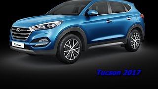 2016-2017 Hyundai Tucson - Review Test Drive