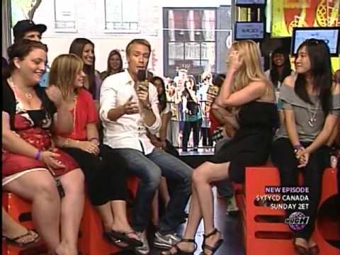 Leah Miller Cursing on TV! (MuchMusic VJ/ SYTYCD Canada Host)